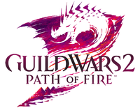 Guild Wars 2 - Path of Fire Logo.png